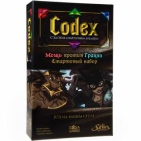 Игра настольная Кодекс. Стартовый набор