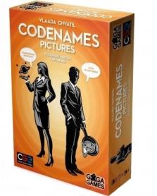 Игра настольная Кодовые имена. Картинки (рус)