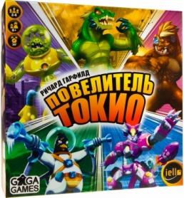 Игра настольная Повелитель Токио