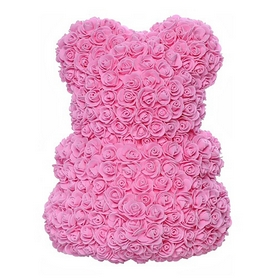 Мишка из роз UFT Bear Flowers UFT BB2 - Фото №2