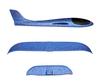 Самолет планер метательный UFT Touch Sky Plane Original G1, 48 см (G1) - Фото №4