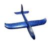Самолет планер метательный светящийся по всей длине UFT Touch Sky Plane Original - синий, 48 см (BlueG3)