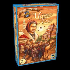 Игра настольная Путешествия Марко Поло