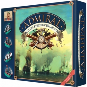 Игра настольная Адмирал