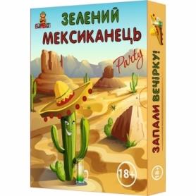 Игра настольная Зелений Мексиканець (українська версія)