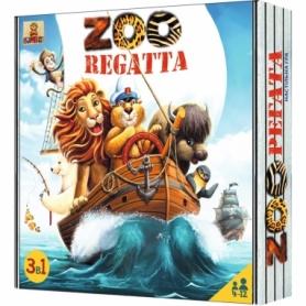 Игра настольная Зоо Регата