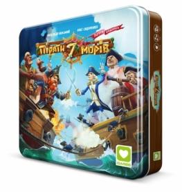 Игра настольная Пірати 7 морів
