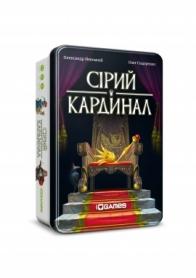 Игра настольная Сірий Кардинал
