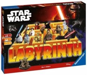 Игра настольная Лабиринт. Звездные Войны