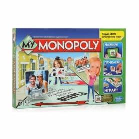 Игра настольная Моя Монополия