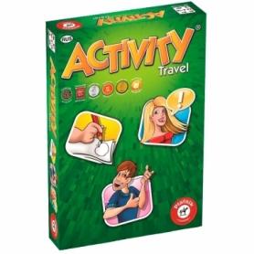 Игра настольная Активити Travel (компактная версия)