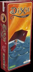 Игра настольная Диксит 2: Открытие (Dixit 2: Quest)