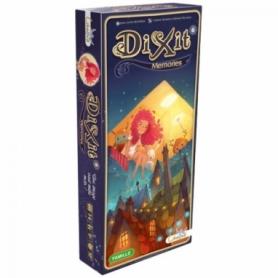 Игра настольная Диксит 6: Воспоминания (Dixit 6: Memories)