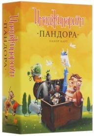 Игра настольная Имаджинариум. Дополнительный набор «Пандора»