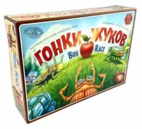 Игра настольная Гонки Жуков