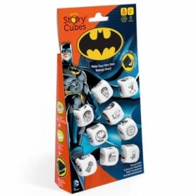 "Кубики Историй Rory's Story Cubes: Расширение ""Бэтмен"" (9 кубиков)"