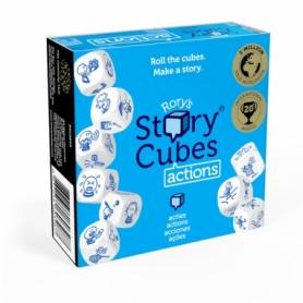 """Кубики Историй Rory's Story Cubes: Расширение """"Действия"""" (9 кубиков)"""