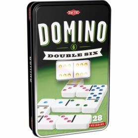 Игра настольная Домино дубль 6