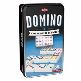 Игра настольная Домино дубль 9