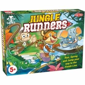 Игра настольная Гонки по джунглям