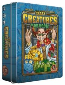 Игра настольная Crazy Creatures of Dr. Doom