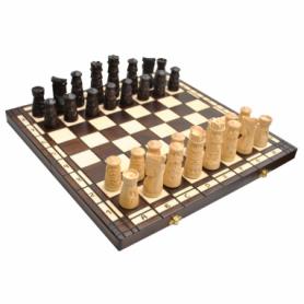 Шахматы Madon MUMINEK Коричневые (3124)