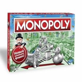 Игра настольная Монополия Классическая (рус)