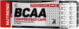Аминокислоты Nutrend BCAA Compressed Caps, 120 капсул (NUT-1882)