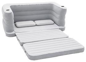 Диван-кровать надувной Bestway 75063 + 2 подушки Multi Max II Air Couch, 160х200х64 см