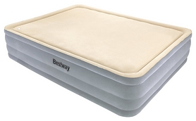Кровать надувная BestWay 67486, 203х152х46 см