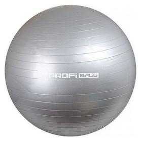 Мяч для фитнеса (фитбол) Profi MS 1578-1 – 85 см, серый