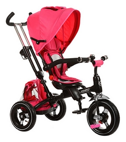 Велосипед детский трехколесный Profi M 3202A-1, розовый