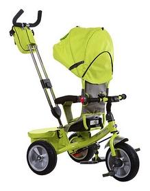 Велосипед детский трехколесный Profi M 3205A-2, салатовый