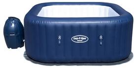 Басcейн-джакузи надувной Bestway  Lay-Z-Spa Hawaii AirJet, 180х180х71 см (54154)