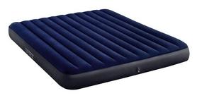 Матрас надувной двуспальный Intex Classic Downy Airbed, 183x203x25 см (64755)