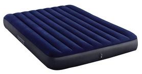 Матрас надувной двуспальный Intex Classic Downy Airbed 152x203x25 см( 64759)