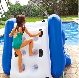 Центр игровой надувной Intex «Водная горка», 333х206х117 см (58849) - Фото №3