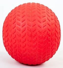 Мяч набивной слэмбол для кроссфита рифленый Record Slam Ball FI-5729-2, 3 кг - Фото №3