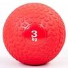 Мяч набивной слэмбол для кроссфита рифленый Record Slam Ball FI-5729-2, 3 кг