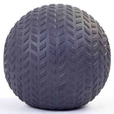 Мяч набивной слэмбол для кроссфита рифленый Record Slam Ball FI-5729-2, 10 кг