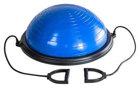 Полусфера балансировочная (Bosu) Fitnessport, синий (FT-BS-010)