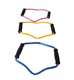 Эспандер-кольцо Fitnessport - слабое сопротивление FT-E-R002S