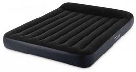Матрас надувной двуспальный Intex Pillow Rest Classic Airbed, 152х203х25 см (64143)