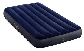 Матрас надувной односпальный Intex Classic Downy Airbed 99x191x25 см (64757)