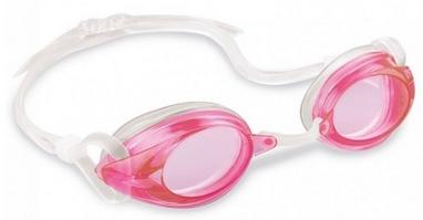 Очки для плавания детские Intex Sport Relay Goggles, розовый (55684-2)