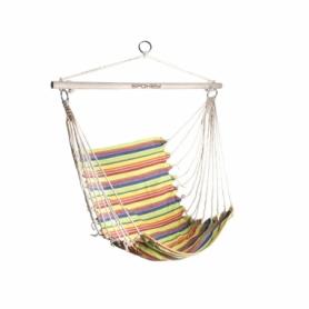 Гамак-кресло Spokey BENCH 100 х 80 см Разноцветный