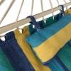 Гамак Spokey Bigrest 120х200 см Сине-желтый (s0342) - Фото №2