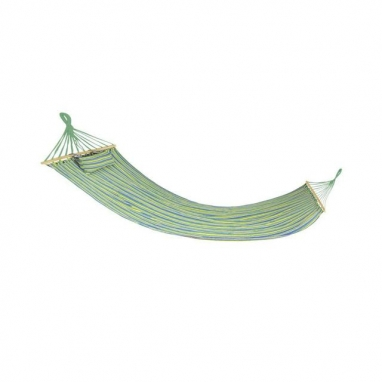 Гамак Spokey Bigrest 120х200 см Сине-зеленый (s0341)