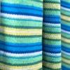 Гамак Spokey Bigrest 120х200 см Сине-зеленый (s0341) - Фото №5