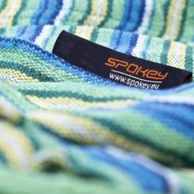 Гамак Spokey Bigrest 120х200 см Сине-зеленый (s0341) - Фото №6